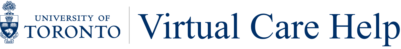 Virtual Care Help